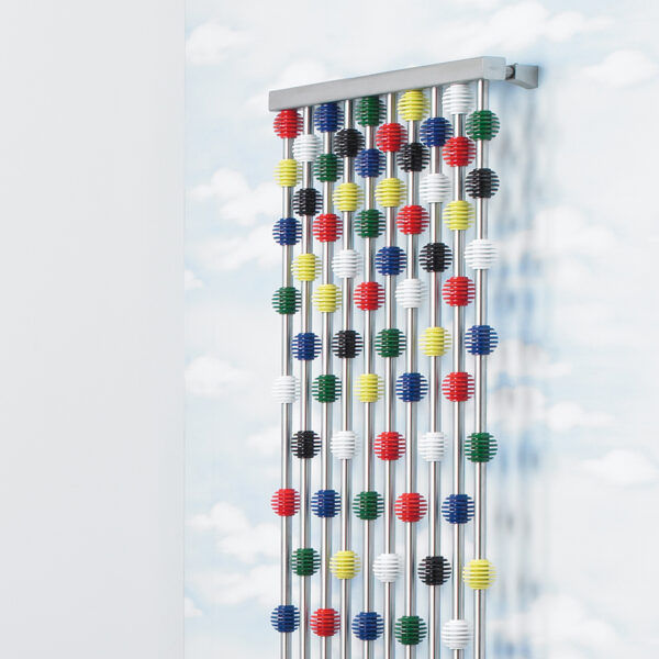 Colourful radiator for kids bedrooms or lounge
