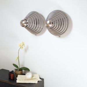 Unusal designer radiator for hallways and lounge