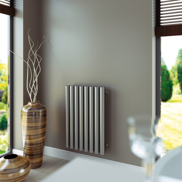 Designer radiator for hallways and lounge
