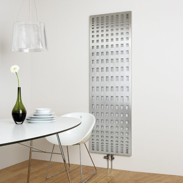 Unusal designer radiator for hallways and lounge