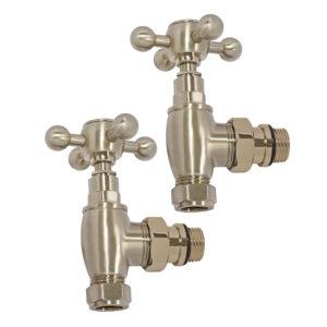 Traditional radiator valves