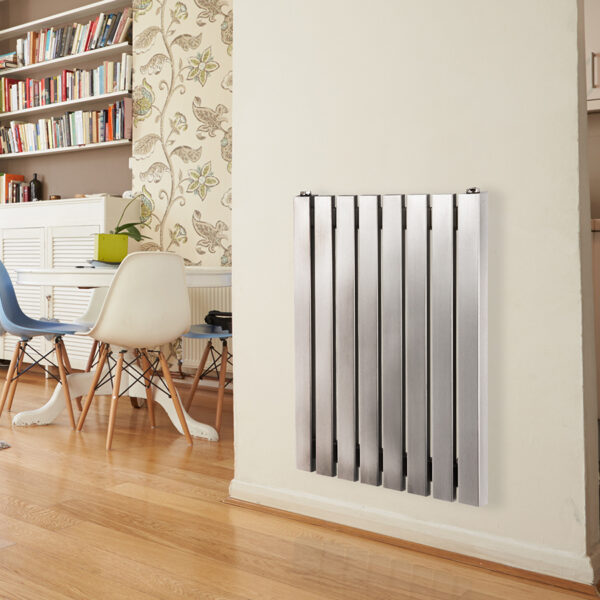 Designer radiator for hallway