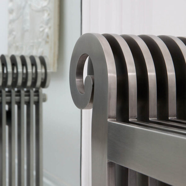 Designer radiator for enterance and bathrooms