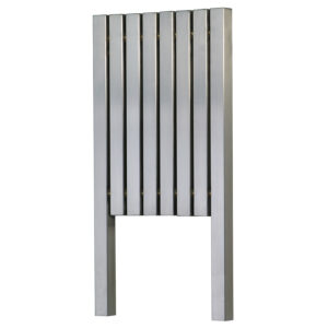 Designer radiator for lounge