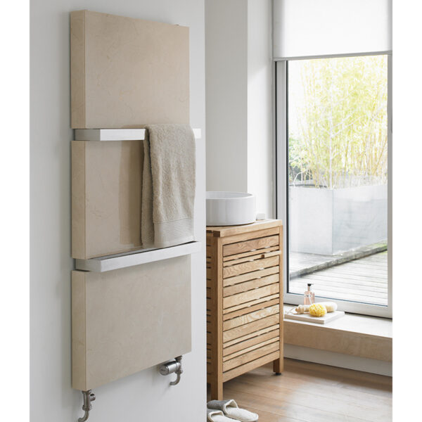 Unusual designer radiator for hallways, lounge, kitchen and bathrooms