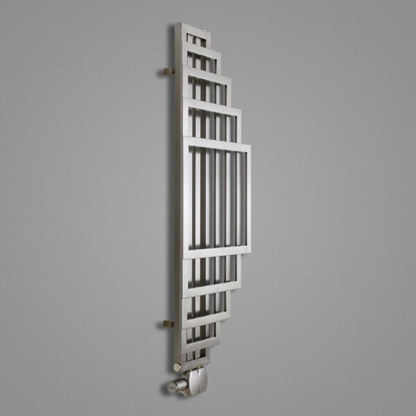 Unusal designer towel rail for bathrooms