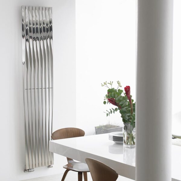 Unique radiator for bedroom and living room