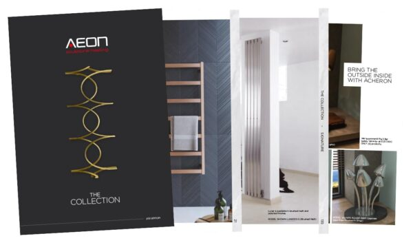 AEON Collection Catalogue Pages
